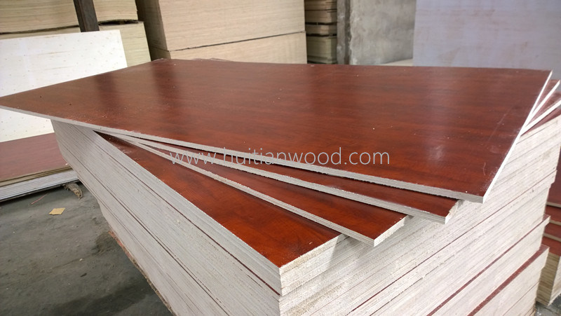 AAA Grade Melamine Fancy Plywood for Furniture