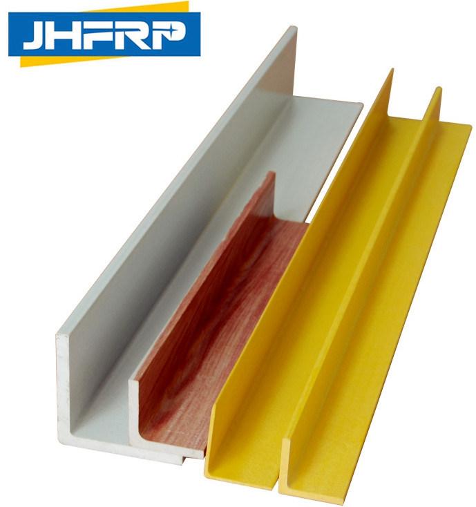 High Quality FRP Angle FRP Pultruded Angle