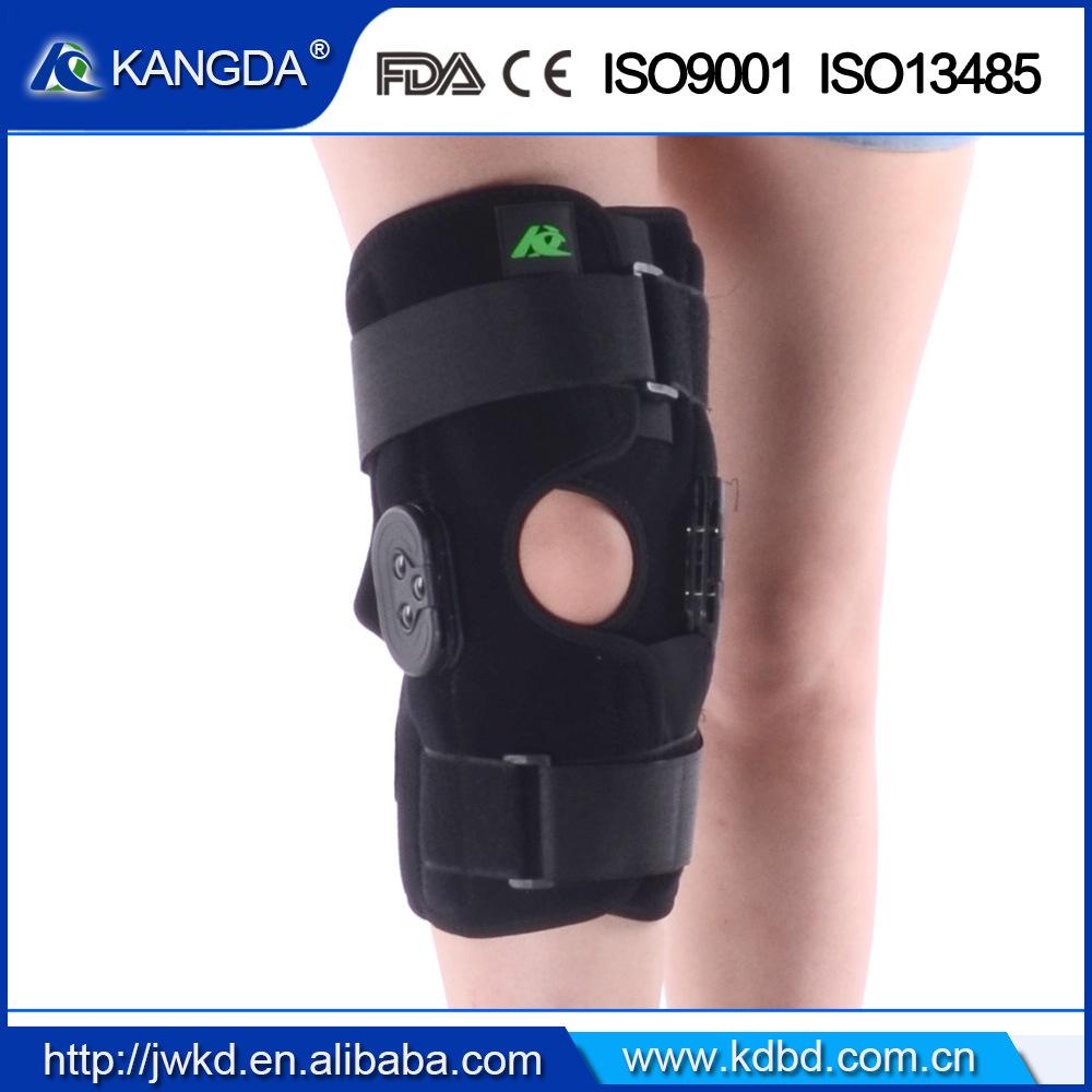Adjustable Knee Orthosis Brace Knee Support Brace Manufacturer Ce FDA ISO