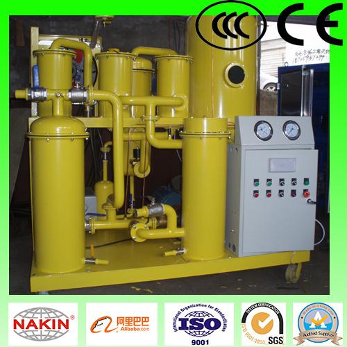 Tya Vacuum Lubricant Oil Filtration Machine