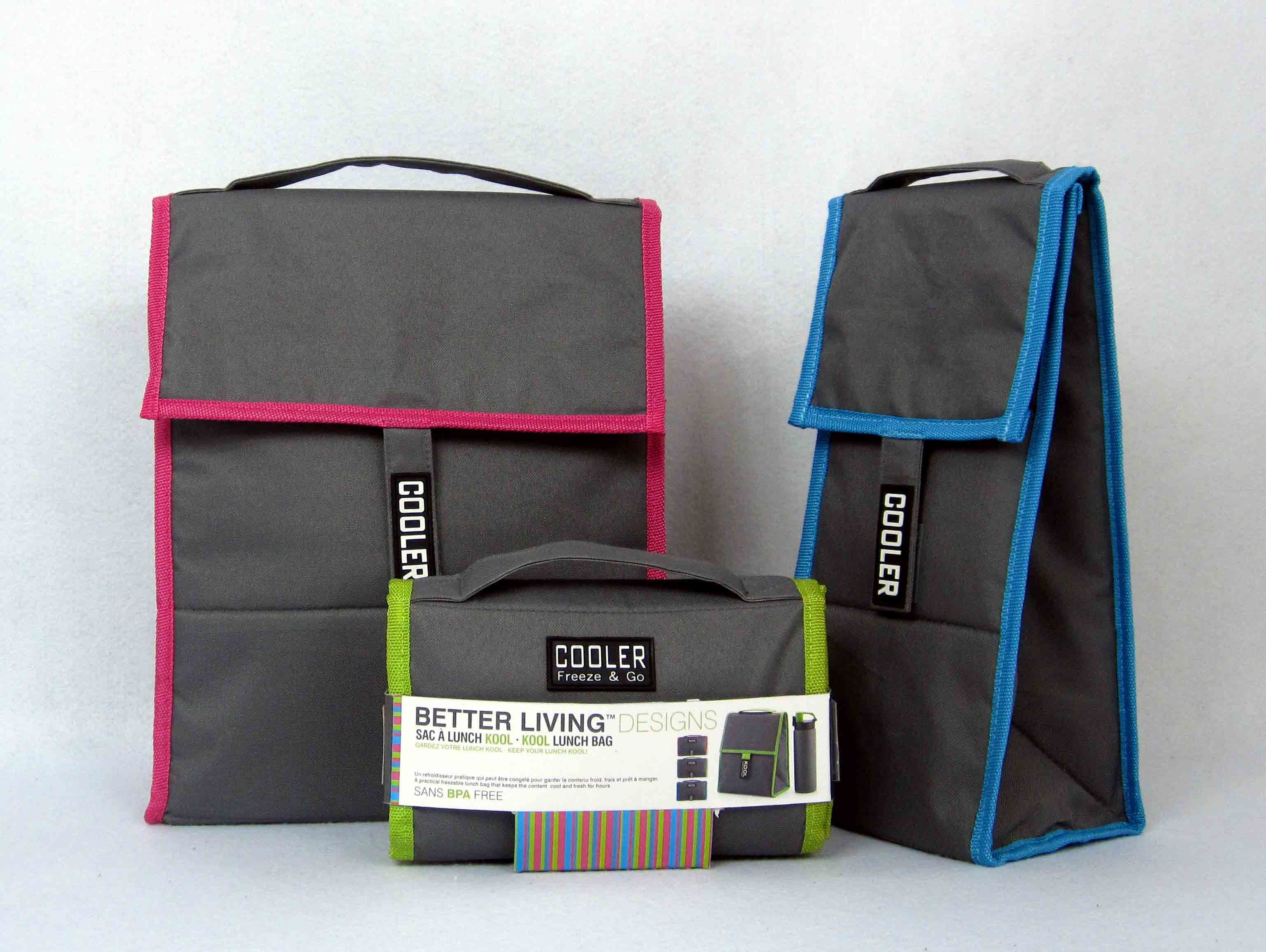 Foldable Tote Lunch Bags (YSFCB-6934)