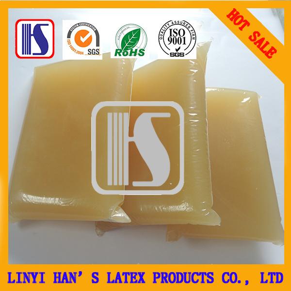 Hot Melt Jelly Glue Animal Glue for Paper Bonding