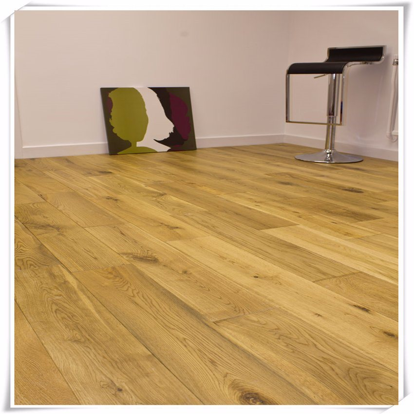 Solid Wood Flooring Outside Decking Like WPC Decking