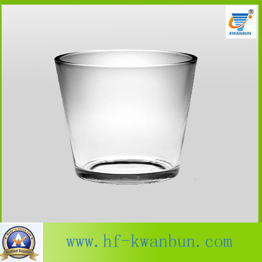 Whisky Glass Cup Beautiful Shape Glassware Kb-Hn0260