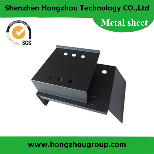 Sheet Metal Fabrication Enclosure Parts with Laser Cutting