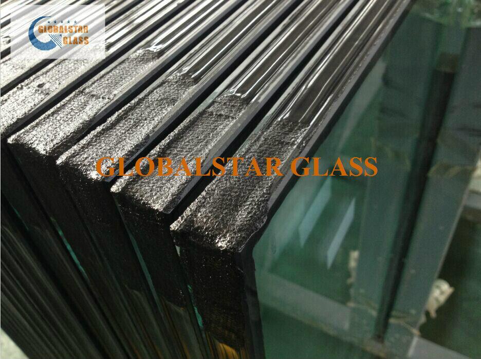 Igu / Insulated Glass on Building