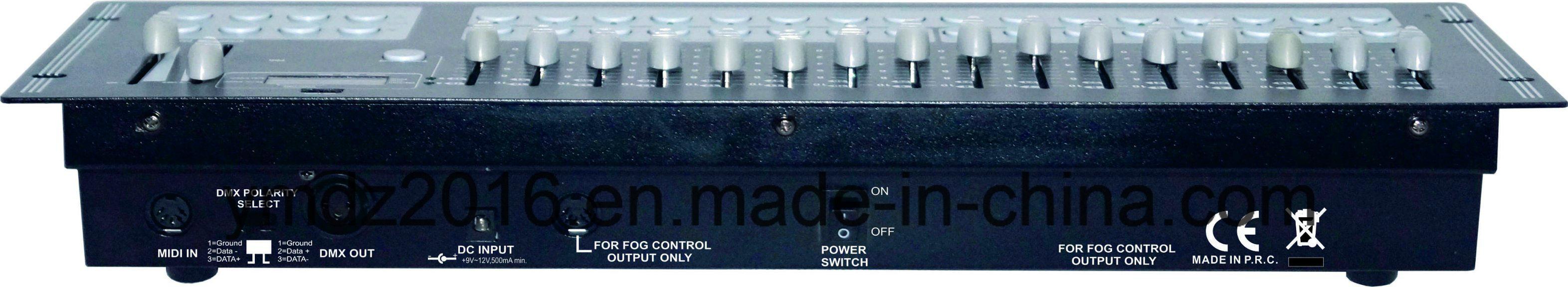 512 Channels DMX Controller