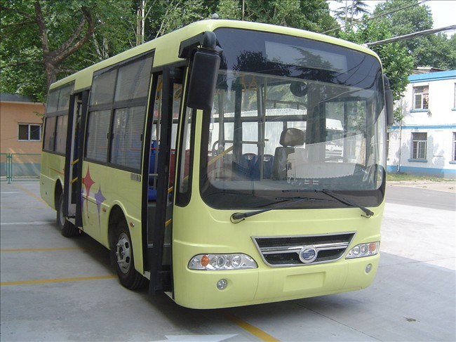 CNG City Bus (LS6780GN4)