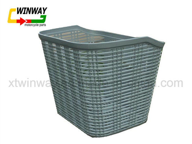 Hot Selling Bicycle Parts, Bicycle Plastic Basket