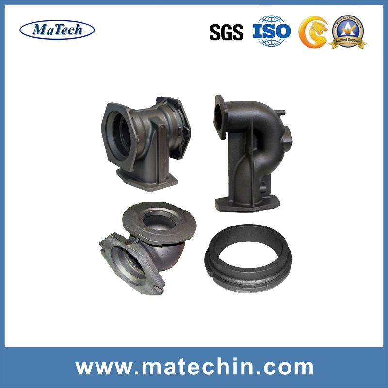 CNC Machining Parts Ductile Iron Casting for Auto Parts