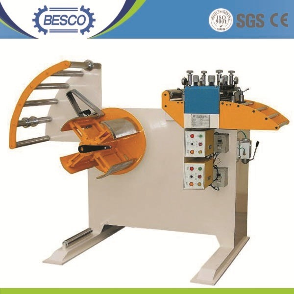 Besco Uncoiler and Straightener 2 in 1 Machine