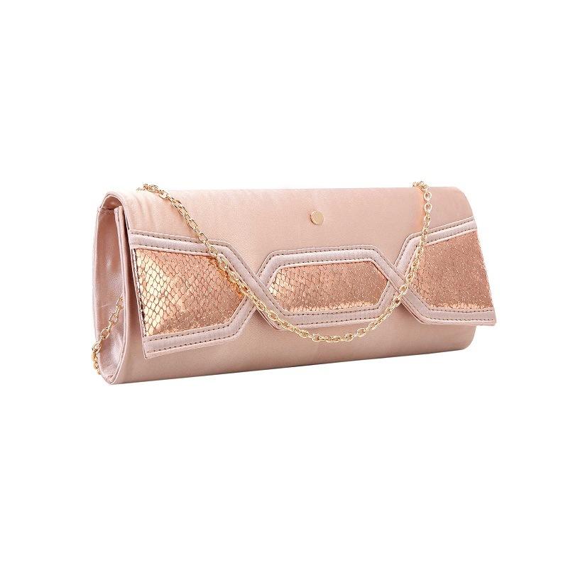 Fashion Women Evening Lady Purse Clutch Bag (MBNO041132)