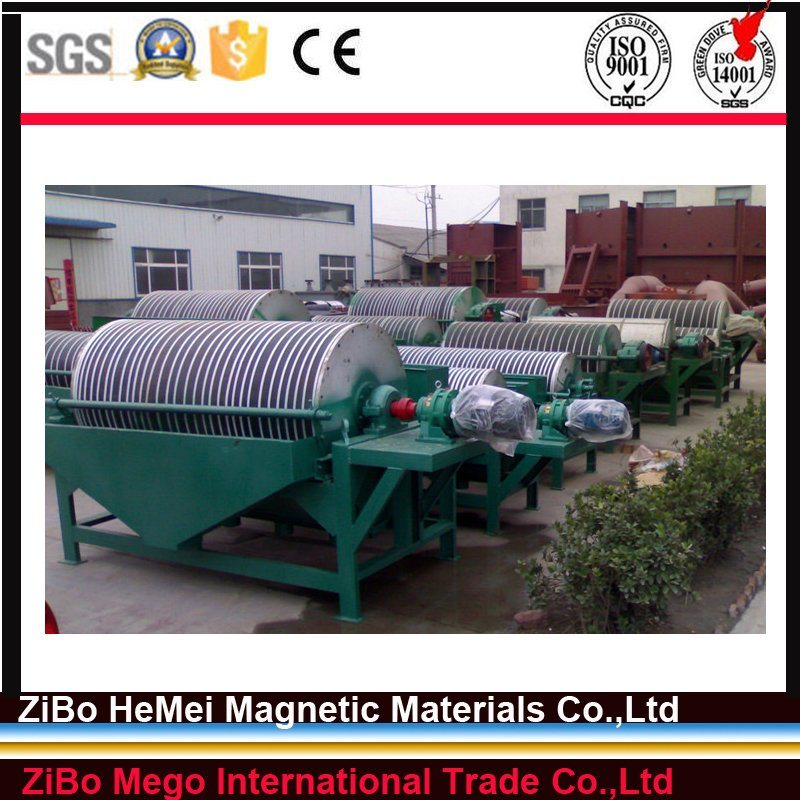 Magnetic Separator for Mine, Ore, Mining Machine