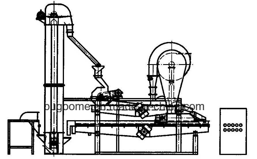 Pumpkin Seed Shelling Machine /Pumpkin Seed Huller