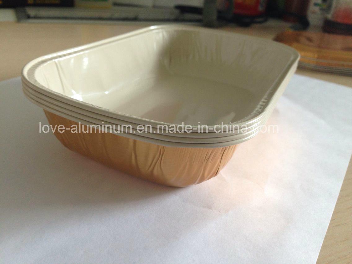 Bakery Aluminium Foil Container