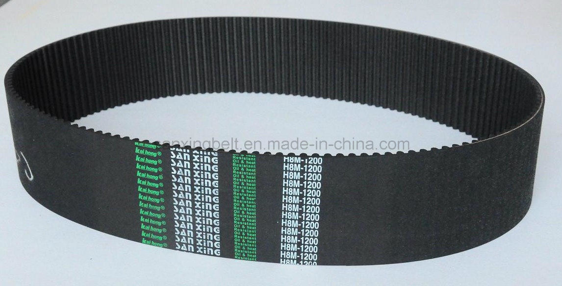 HNBR Automtive Timing Belt 121za19 for Auto Engine
