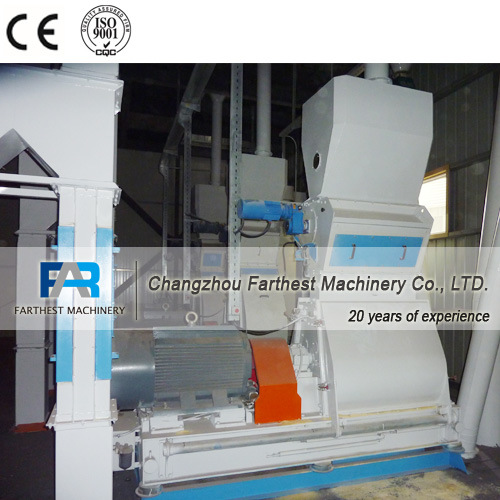 Small Broiler Feed Flour Mill for Poultry