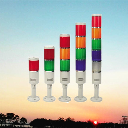 Industrial Five Colors LED Multilayer Tower Signal Light (LTA505)