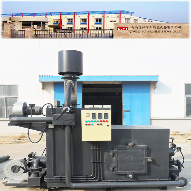 High-Quality Medical Wastes Incinerator with Lowest Price