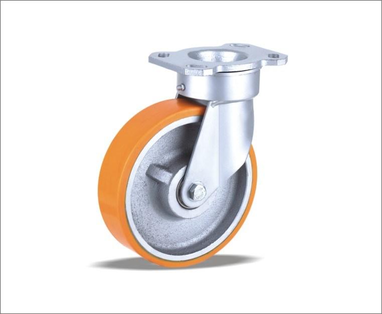 Swivel Castors With PU Wheel