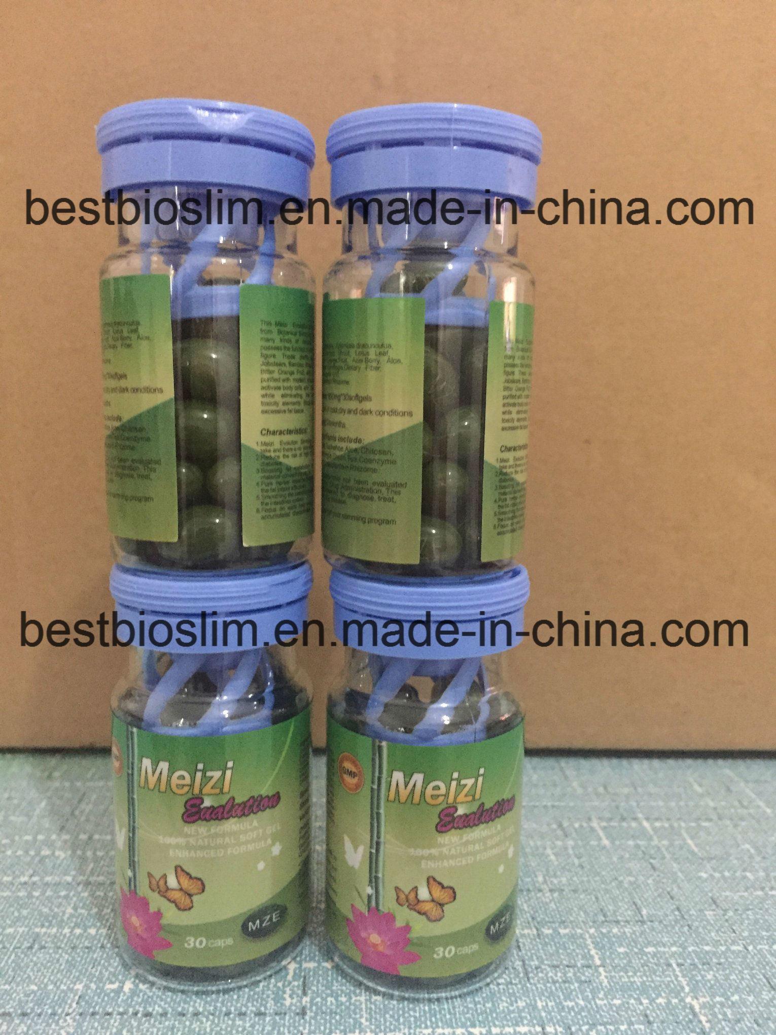 Meizi Evolution Slimming Softgel Botanical Mze