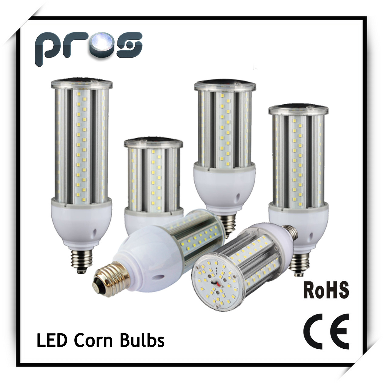 E27/E40 LED Corn Bulbs Light for Garden, Resident Lighting