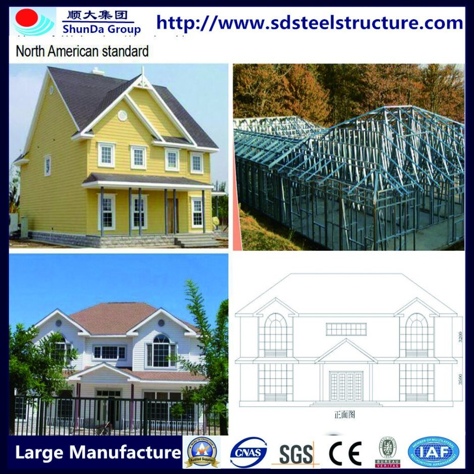 Steel Structure-Steel Building-Modular House
