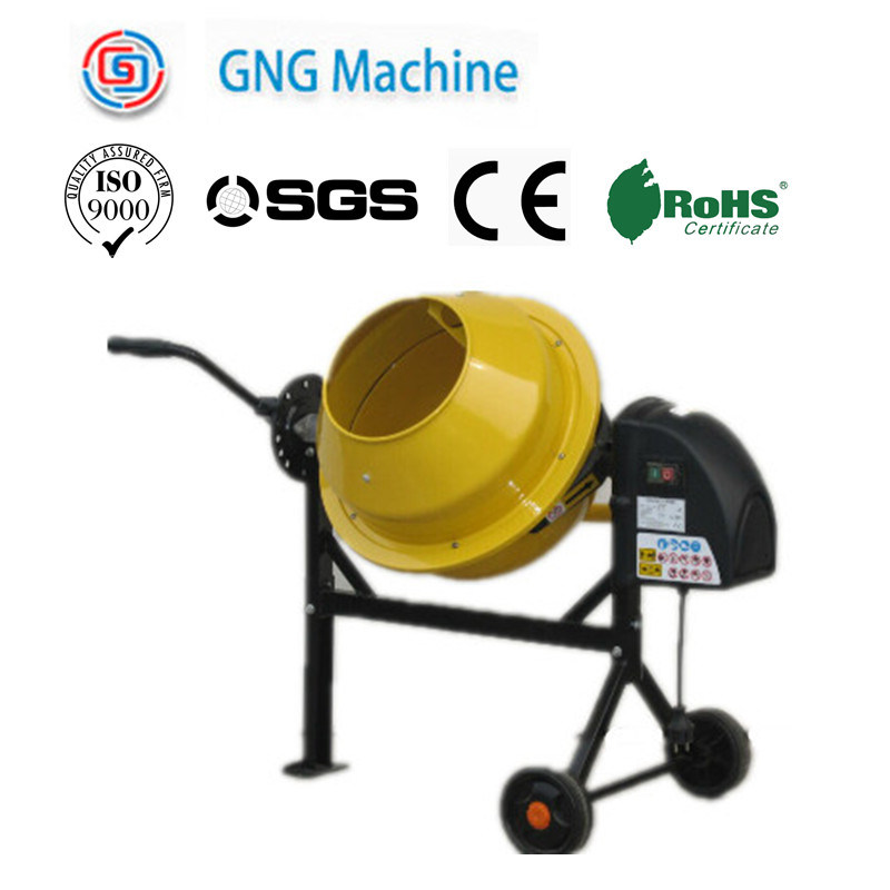 50L-80L Construction Mini Standard Concrete Mixer