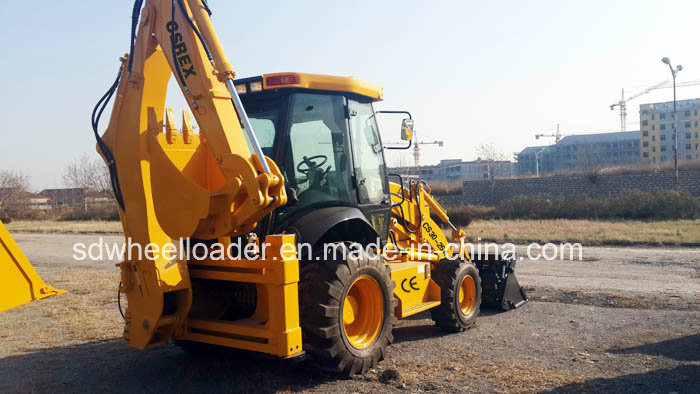 Incubating Brands Articulated Compact Small Mini Wheeled/Track Skid Steer Dumper Loader, Backhoe, Front End Tractor Wheel Loader