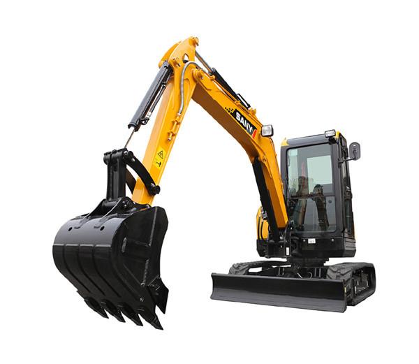 Sany Sy35 New Hydraulic Mini Excavator of Easy to Control