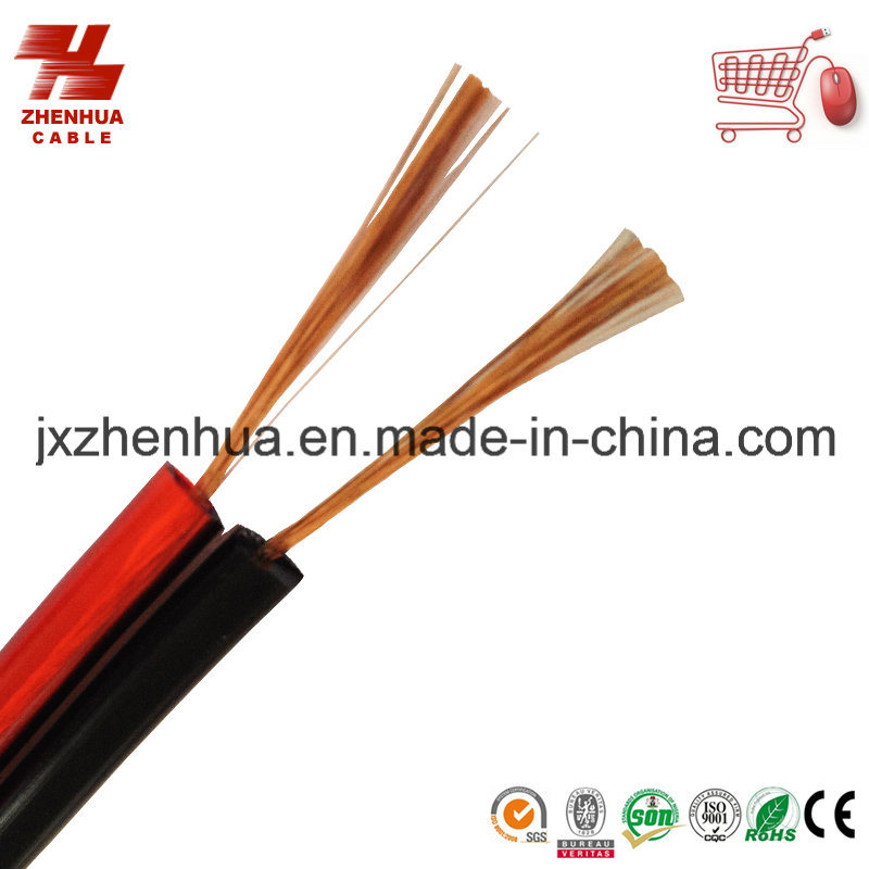 CCA Ofc Red Black Speaker Cable 0.75mm From China Manufactures