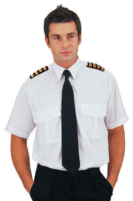 Men's Pilot Shirt
