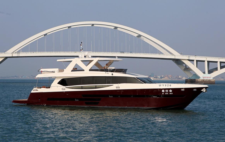 Seastella 95′ All-New Luxury Motor Yacht for Sale