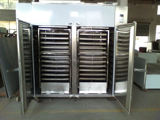 (CE approved) High Efficiency Fish Drying Machine (CT-C-II)