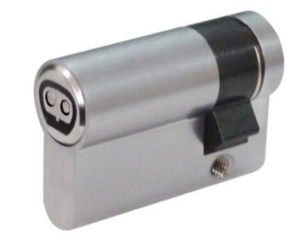 European Profile Half Cylinder