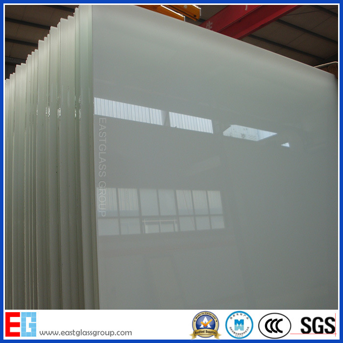 3mm/5mm/6mm White Back Printing Glass (EG-NO2)