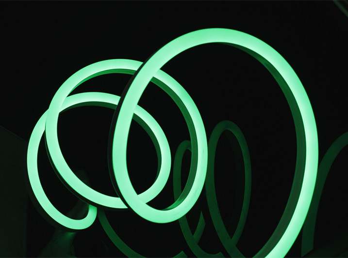 5050 60LEDs Huge LED Rope Light with IP67 for Wedding Decoration
