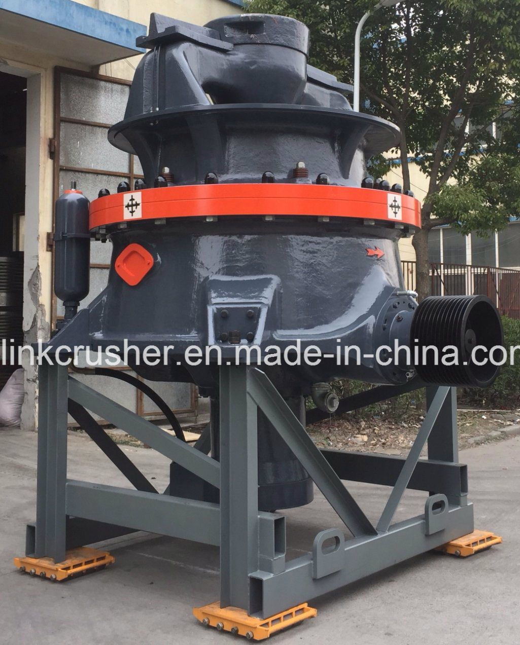 Sandvik Type CH Series Single Cylinder Hydraulic Cone Crusher