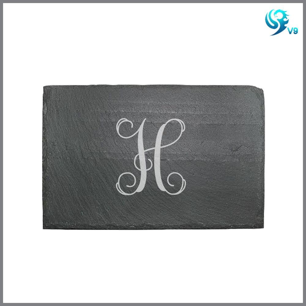 Factory Directly Sale Cheap Square Cheeeboard Slate Platter