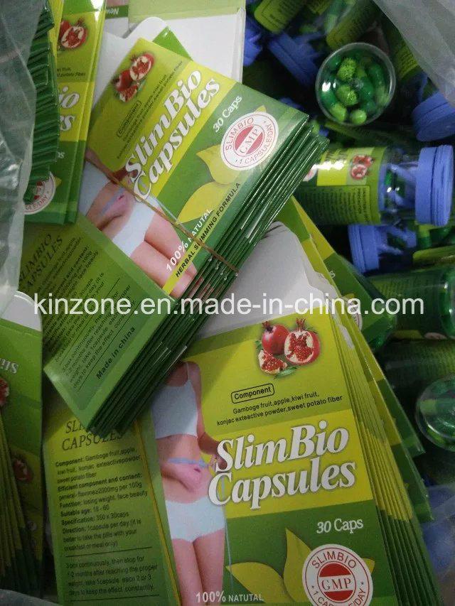100% Original Herbal Slim Bio Weight Loss Slimming Capsules
