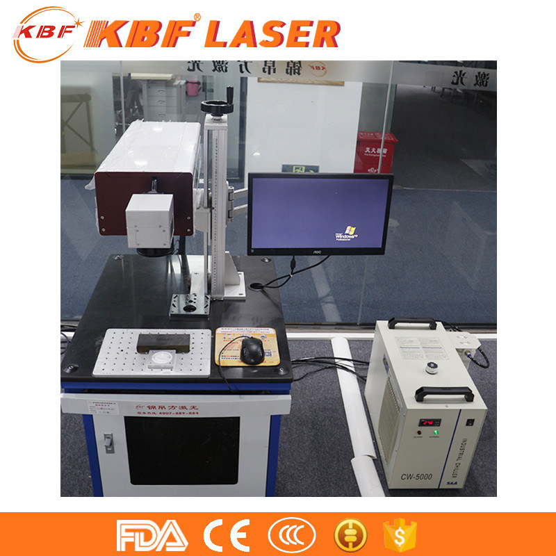 PCB Traceability System Water Cooling 355nm 3W Wire UV Laser Marking Machine for All Materials Plastic Laser Marking