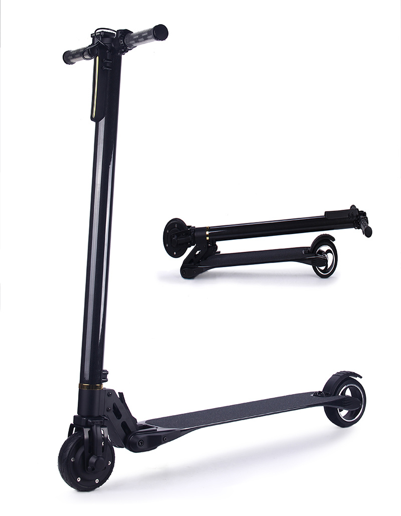 10.4A Portable Folding Electric Kick Scooter with LG Battery