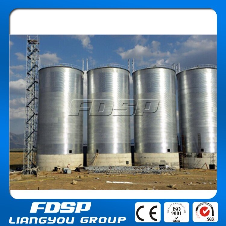 High Capacity Wheat Storage Silo Assembly Silo