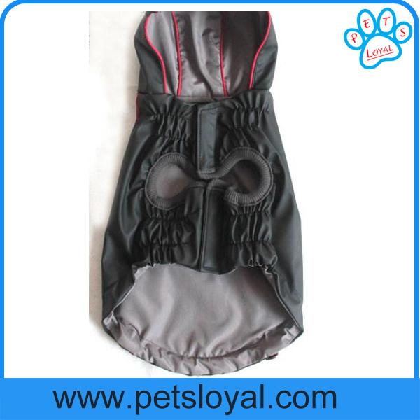 Factory Wholesale Pet Apparel PU Rain Dog Clothes Dog Product