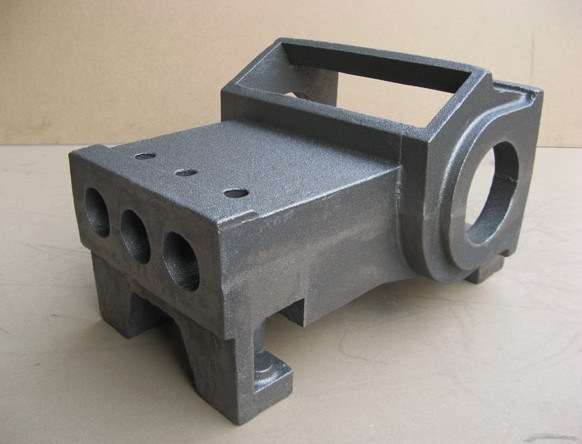 Steel Casting Structural Parts Sand Casting