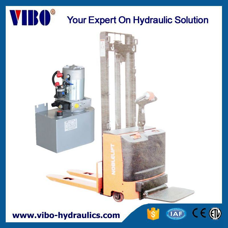 Hydraulic Power Unit for Electric Pallet Truck