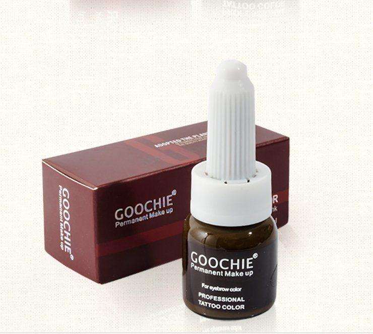 Goochie Eyebrow Cream Permanent Makeup Tattoo Ink Pigment