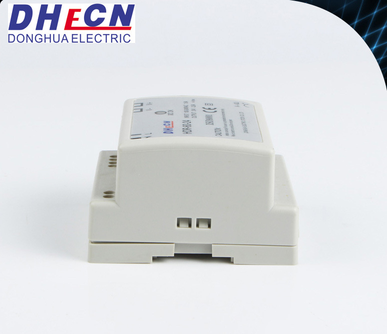 60W Single Output DIN Rail Power Supply