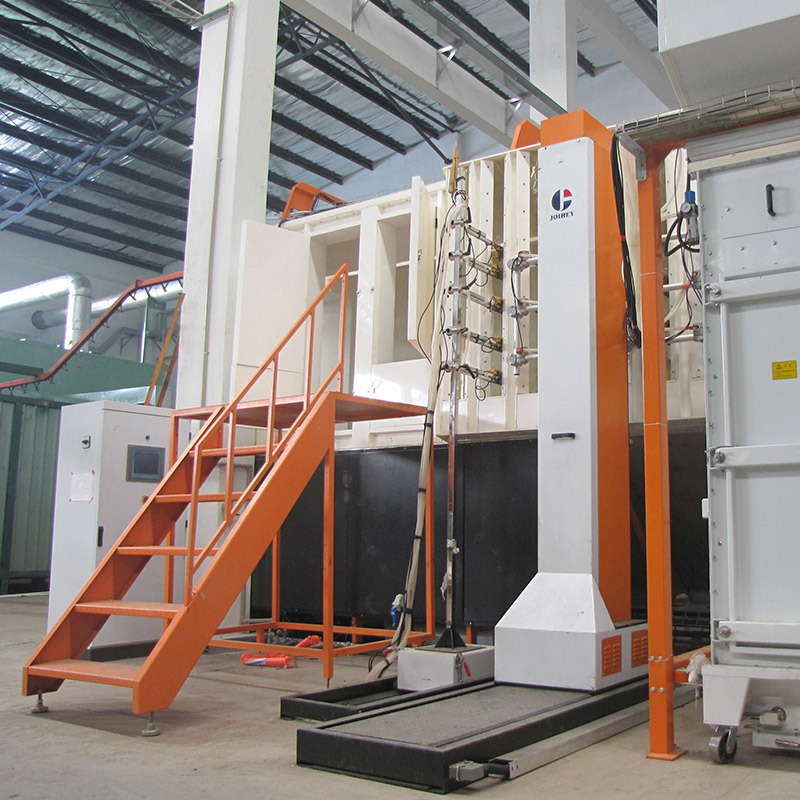 Enamel Coating Booth