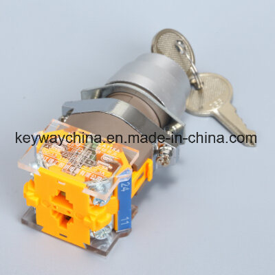 Key PC Push Button Switch with Ce/CB